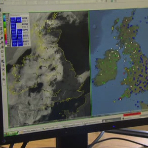 Countryfile: Weather Map